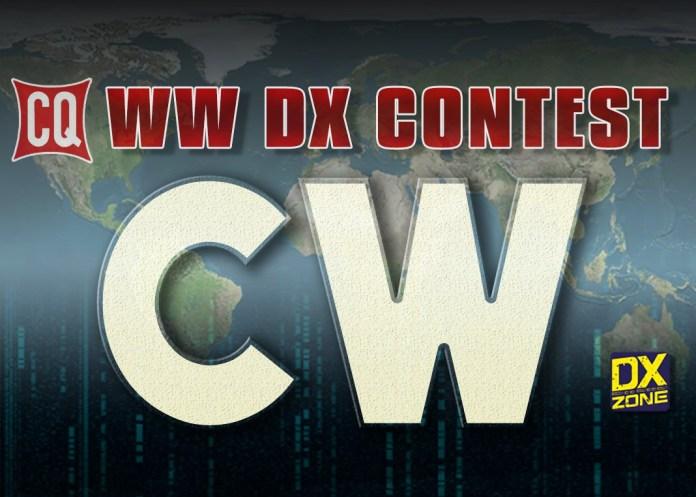 CQ WW DX CW Contest 2020