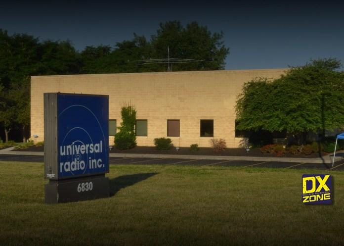 Universal Radio Close