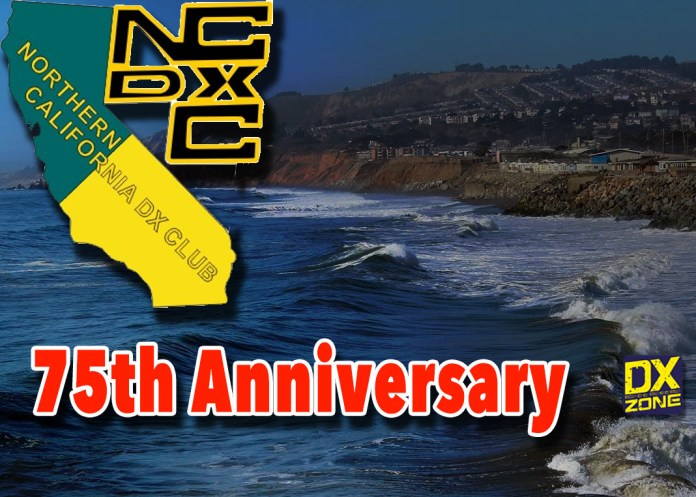 Special Event 75th Anniversary NCDXC