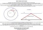 Height versus take off angle