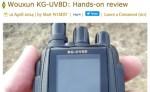 Wouxun KG-UV8D Review