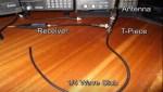 RTLSDR Coax Stub