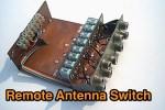 Remote Antenna Switching