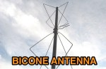 Homebrew Bicone Antenna Project