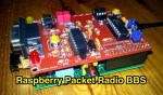 Raspberry Packet Radio BBS