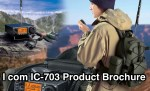 Icom IC-703 Brochure