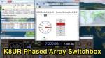 K8UR Phased Array Switchbox