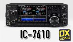 Icom IC-7610 official announcement