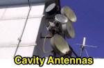 Cavity antennas