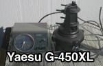 Yaesu G-450XL Rotator Problem