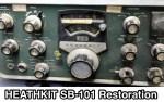 Reparing a Heathkit SB-101
