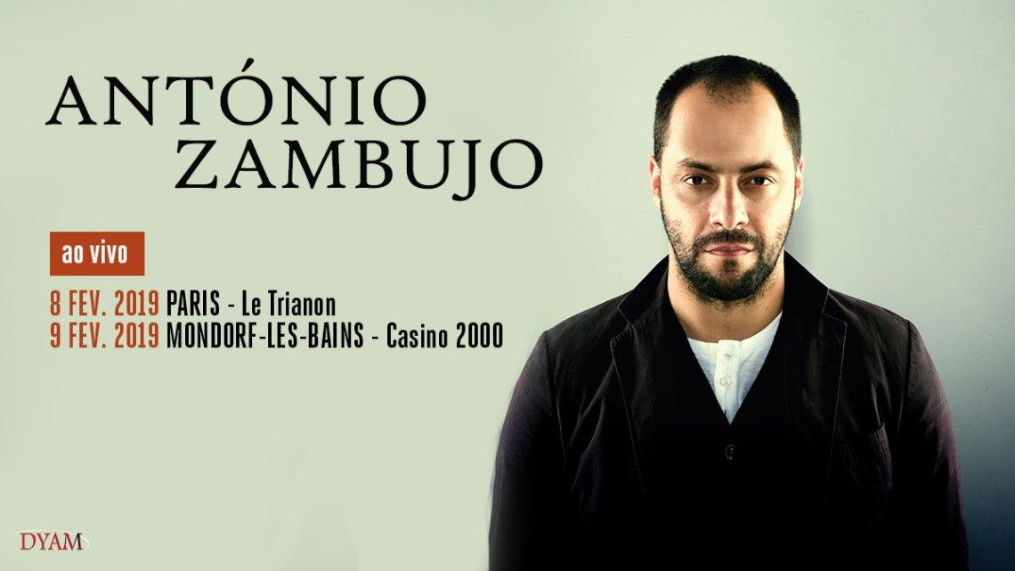 António Zambujo