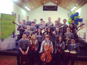 Awakening Launch Presentation College, Headford