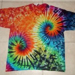 tie dye, tie-dye, tie-dyed, tie dyed, shirt , swirl