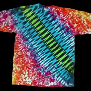 tie dye, tie-dye, tie dyed, tie-dyed, shirt, zipper