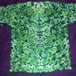 tie dye, tie-dye, tie-dyed, tie dyed, shirt, green, marble
