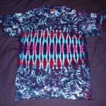 tie dye, tie-dye, tie dyed, tie-dyed, shirt purple, zipper, pink