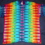 tie dye, tie-dye, tie dyed, tie-dyed, shirt , rainbow, zipper