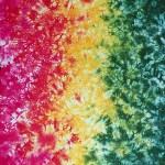 Rasta- ladies tie dye
