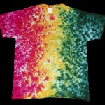 tie dye, tie-dye, tie dyed, tie-dyed, shirt, rasta, rastafarian, reggae, marley