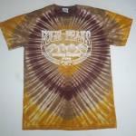 Four Peaks Brewery Dyemasters tie dye shirt