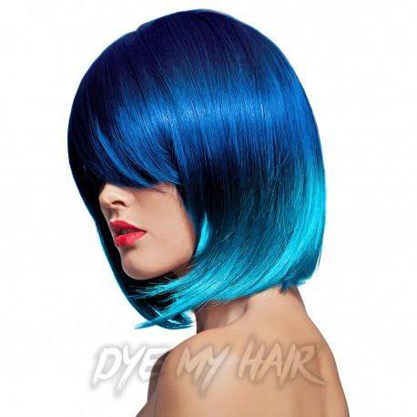 Splat Blue Crush Semi Permanent Hair Dye Turquoise Reef