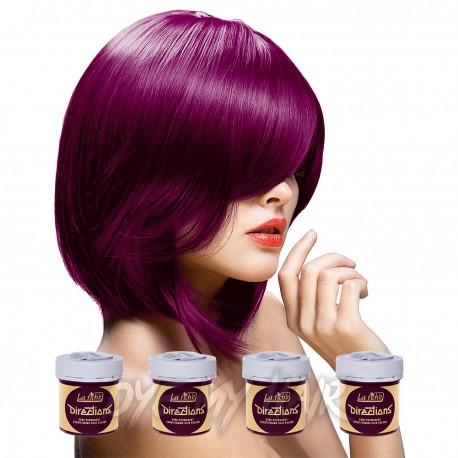 la riche directions semi permanent dark tulip hair dye 4 pack