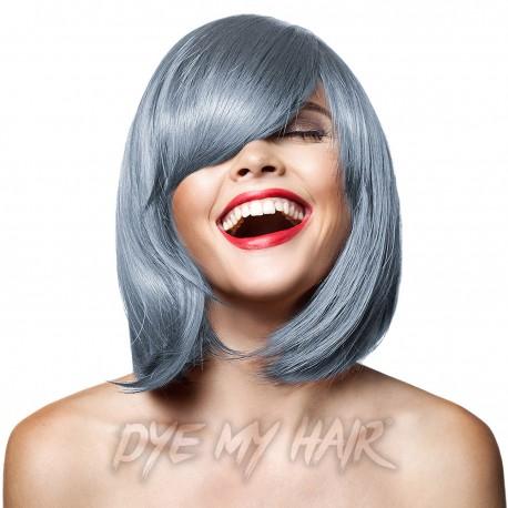 manic panic high voltage classic cream formula blue steel colour hair dye