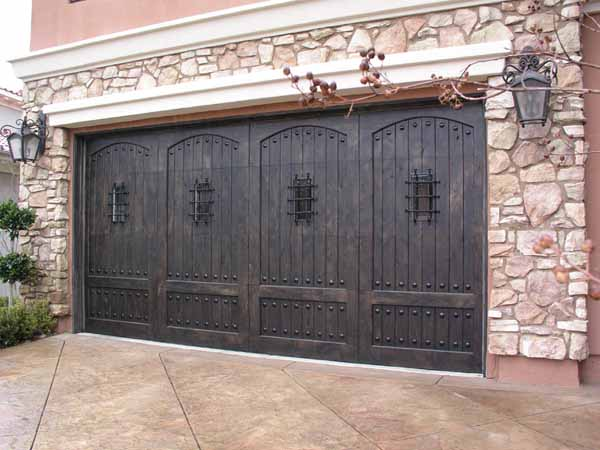 Ranch House Door with Speakeasies