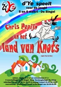 Chris Pepijn en het land van Knots