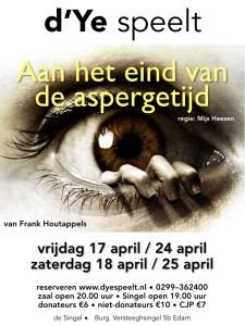 Afiche Aan het einde van de aspergetijd
