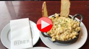 Thompson Diner Mac n Cheese And Poutine