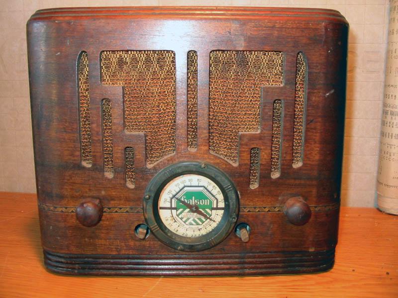 Vintage Radios Serial Identification