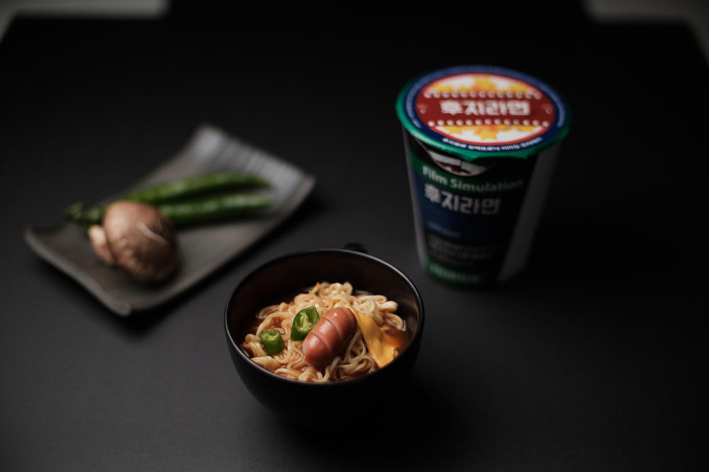 Food Photography Lighting Noodles