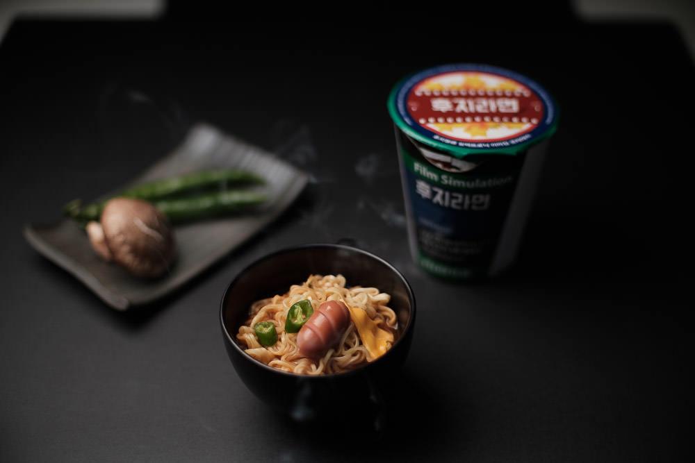 Food Photography Lighting Steam