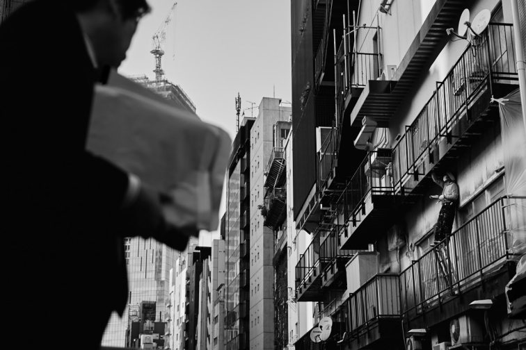 Paint - Shibuya, Tokyo