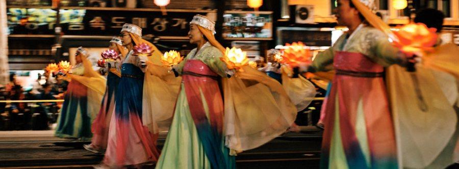 Lotus Lantern Festival Yeon Deung Hoe 2019