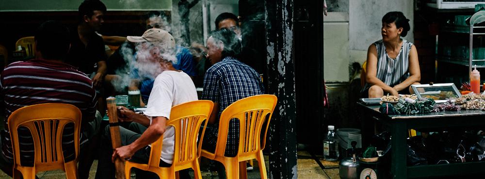 Hanoi, Vietnam - Bia Hoi