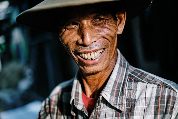 The smiling man, Pics of Asia Central Vietnam Tour, 2019