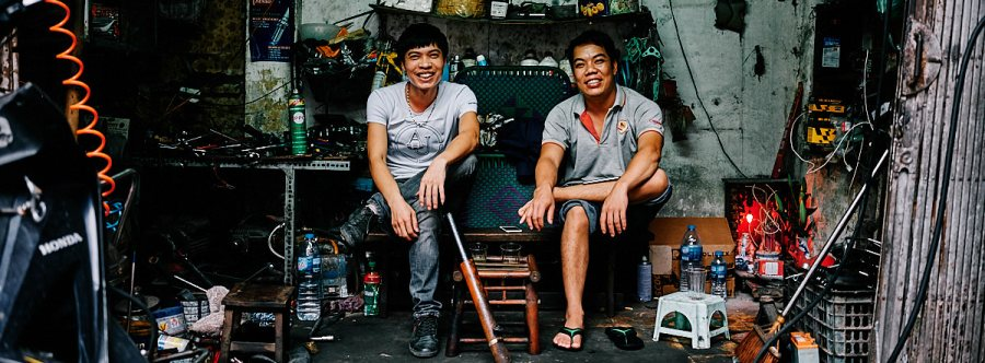 Mechanics, Ha Noi, Vietnam