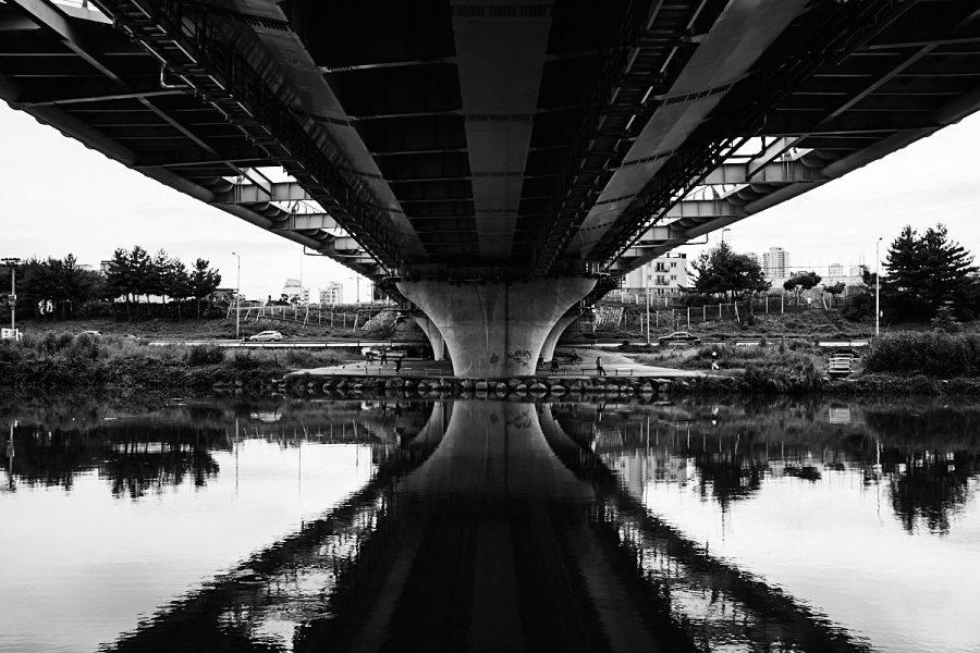 Jungnangcheon Bridge