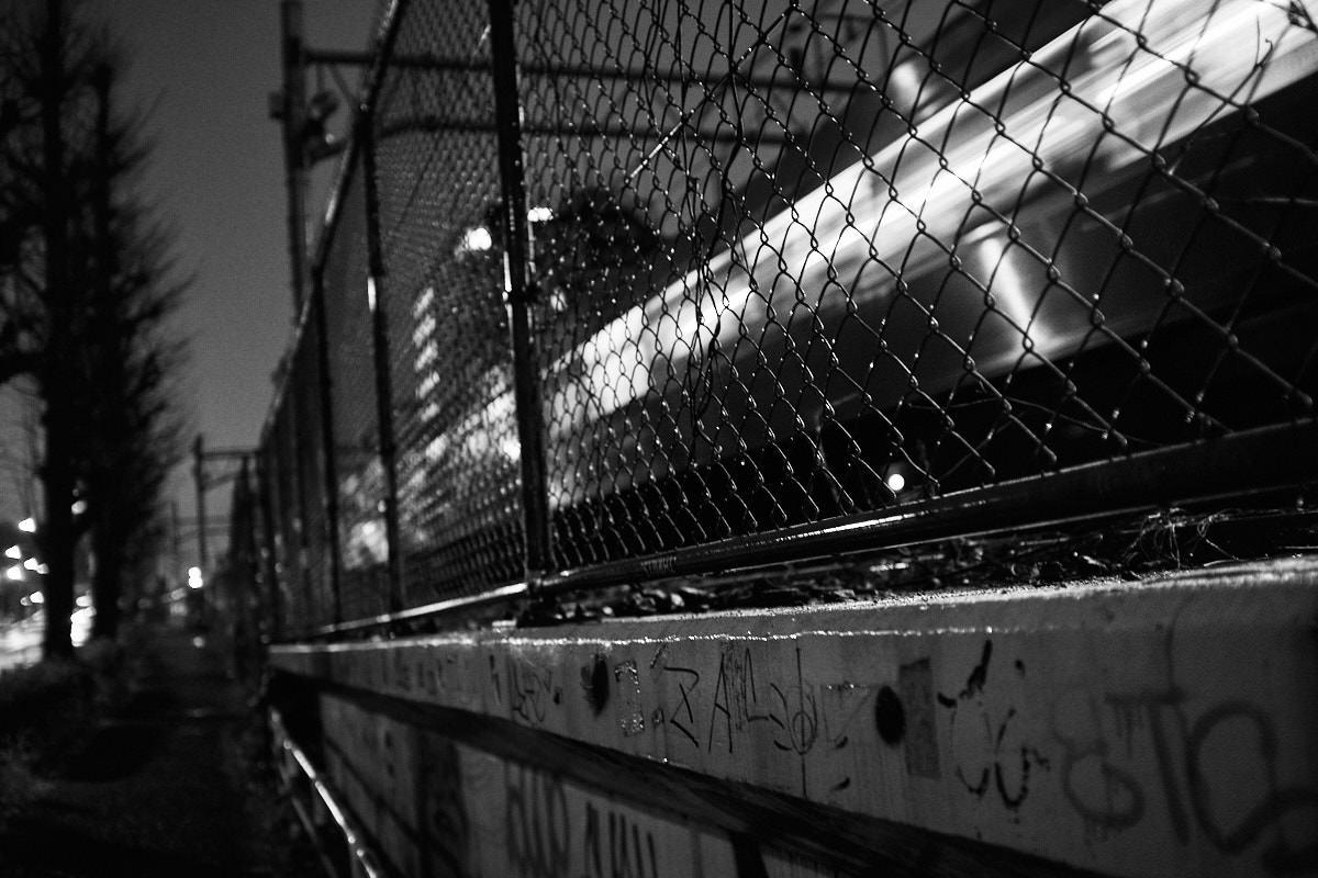 Fences - Tokyo Trains