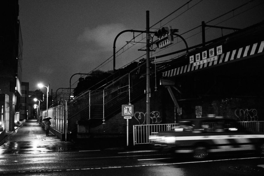 Bridge - Tokyo Trains