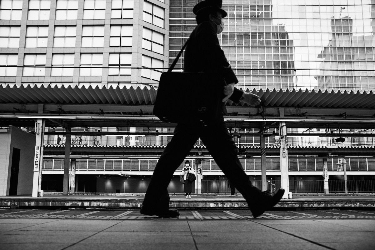 Conductor - Tokyo Trains