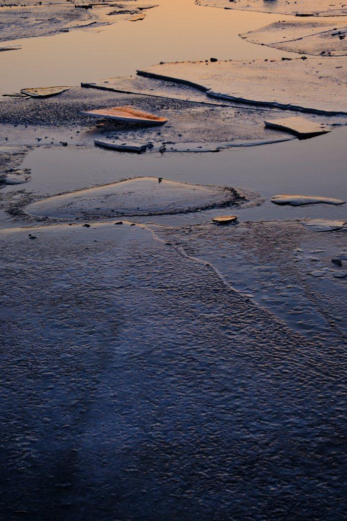 Han River Ice