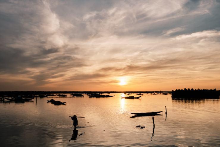 Lan Co Sunrise, Vietnam