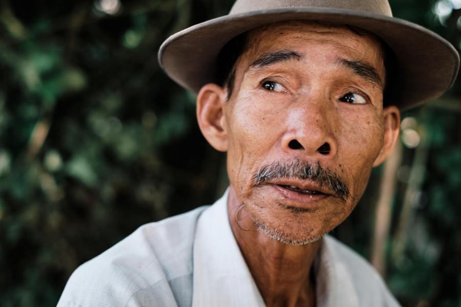 Close-up Portrait - Fujifilm XF 35mm f/1.4