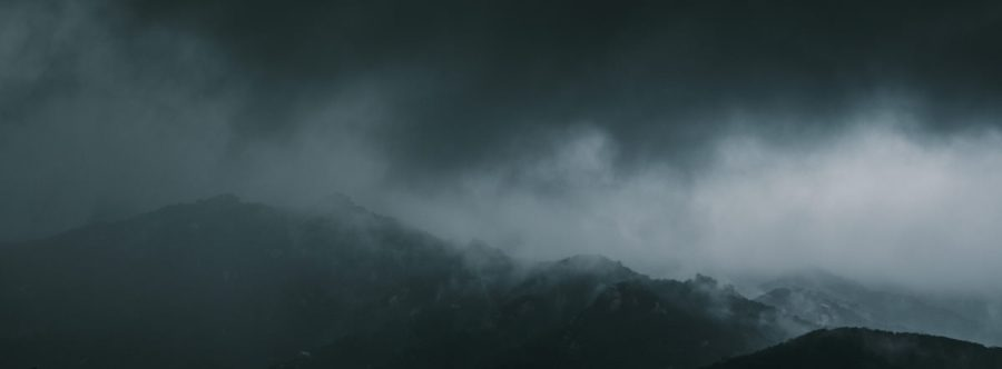 Dobongsan Monsoon Sky