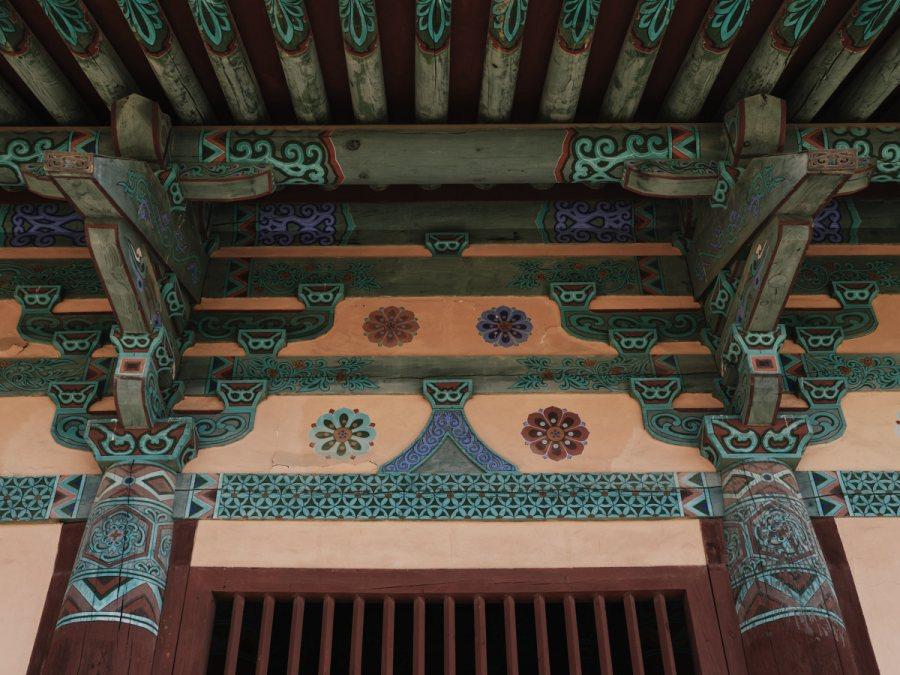 Geumgang Cycling Path - Jeongnimsa Baekje Painting