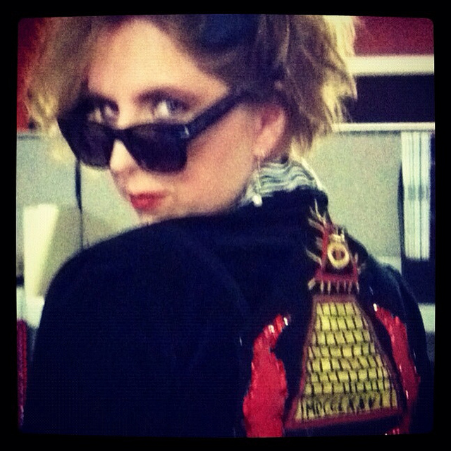 Halloween, Desperately Seeking Susan Style